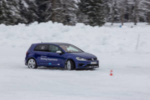 Volkswagen Winter Driving Experience 2018. 24