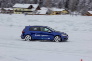 Volkswagen Winter Driving Experience 2018. 25