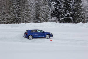 Volkswagen Winter Driving Experience 2018. 26