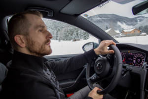 Volkswagen Winter Driving Experience 2018. 27