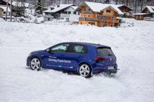 Volkswagen Winter Driving Experience 2018. 29