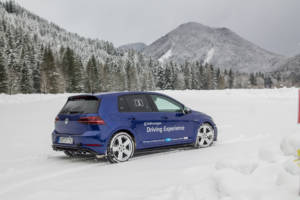 Volkswagen Winter Driving Experience 2018. 30