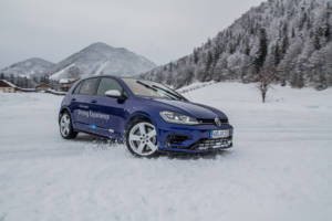 Volkswagen Winter Driving Experience 2018. 31
