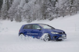 Volkswagen Winter Driving Experience 2018. 33