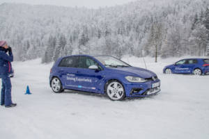 Volkswagen Winter Driving Experience 2018. 37