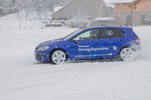 Volkswagen Winter Driving Experience 2018. 38