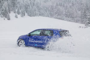 Volkswagen Winter Driving Experience 2018. 39