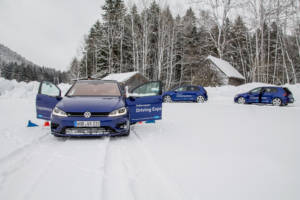 Volkswagen Winter Driving Experience 2018. 43