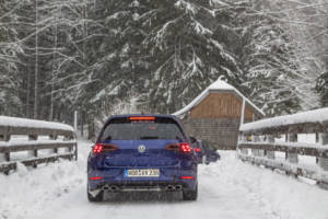 Volkswagen Winter Driving Experience 2018. 44