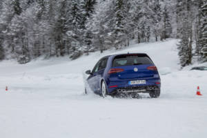 Volkswagen Winter Driving Experience 2018. 47