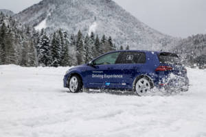 Volkswagen Winter Driving Experience 2018. 49