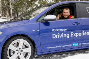 Volkswagen Winter Driving Experience 2018. 50