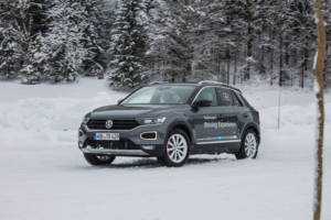 Volkswagen Winter Driving Experience 2018. 54