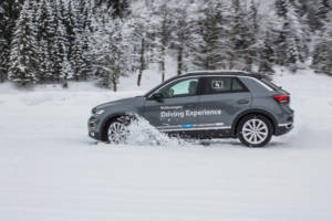Volkswagen Winter Driving Experience 2018. 55