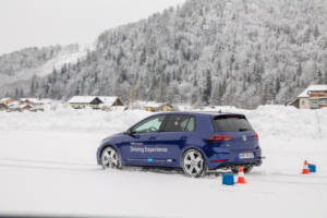 Volkswagen Winter Driving Experience 2018. 57