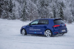 Volkswagen Winter Driving Experience 2018. 59