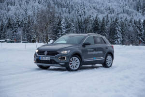 Volkswagen Winter Driving Experience 2018. 65