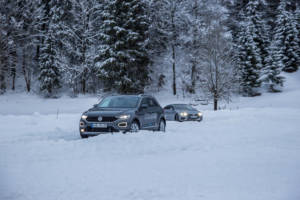 Volkswagen Winter Driving Experience 2018. 66