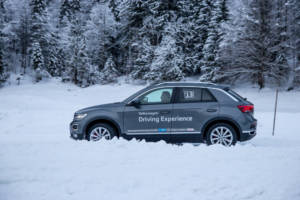 Volkswagen Winter Driving Experience 2018. 67