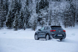 Volkswagen Winter Driving Experience 2018. 68