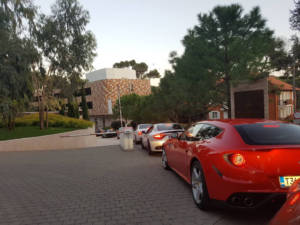 Vozili Smo Ferrari FF 65