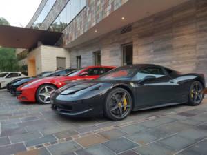 Vozili Smo Ferrari FF 69