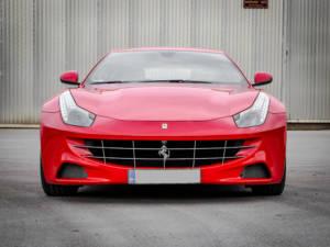 Vozili Smo Ferrari FF 01