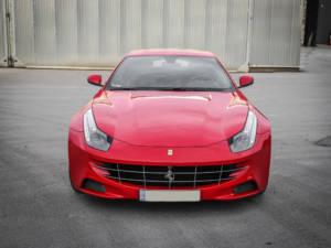 Vozili Smo Ferrari FF 02