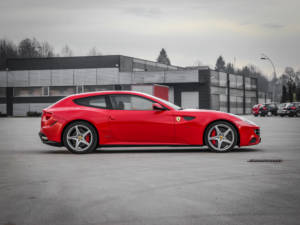 Vozili Smo Ferrari FF 20