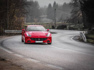 Vozili Smo Ferrari FF 62
