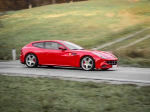 Vozili Smo Ferrari FF 67