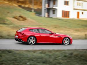 Vozili Smo Ferrari FF 68