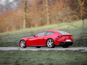 Vozili Smo Ferrari FF 72