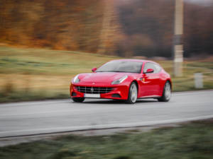 Vozili Smo Ferrari FF 73