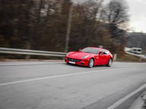 Vozili Smo Ferrari FF 75
