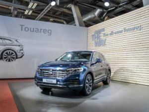 Vozili Smo Novi Volkswagen Touareg 2018 01