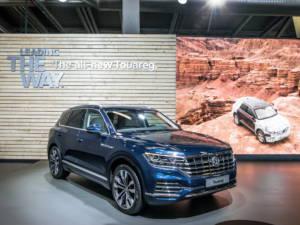 Vozili Smo Novi Volkswagen Touareg 2018 03