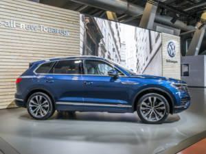 Vozili Smo Novi Volkswagen Touareg 2018 05