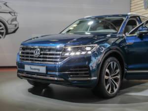 Vozili Smo Novi Volkswagen Touareg 2018 06