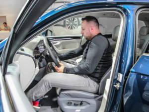 Vozili Smo Novi Volkswagen Touareg 2018 10