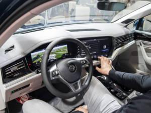 Vozili Smo Novi Volkswagen Touareg 2018 11