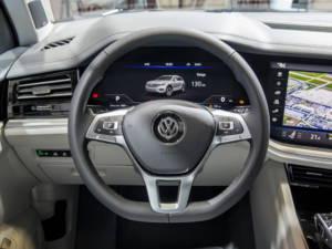 Vozili Smo Novi Volkswagen Touareg 2018 15