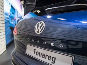 Vozili Smo Novi Volkswagen Touareg 2018 22