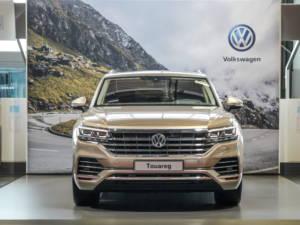 Vozili Smo Novi Volkswagen Touareg 2018 25