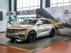 Vozili Smo Novi Volkswagen Touareg 2018 26
