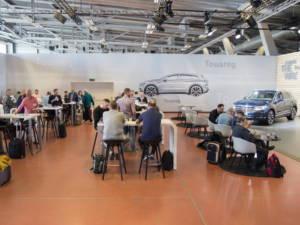 Vozili Smo Novi Volkswagen Touareg 2018 27