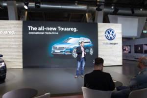 Vozili Smo Novi Volkswagen Touareg 2018 30