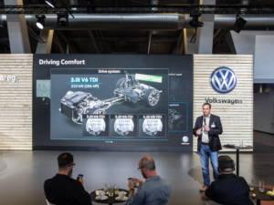 Vozili Smo Novi Volkswagen Touareg 2018 32