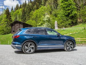 Vozili Smo Novi Volkswagen Touareg 2018 35