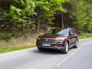 Vozili Smo Novi Volkswagen Touareg 2018 37